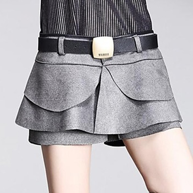 Clothing Factory OEM Women Sexy Summer Mini Skirt Of Belt