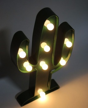 Hot Sale marquee Cactus lights
