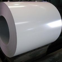 Ral color prepainted steel coil from prepainted galvanized steel coil