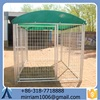 Fashionable new design best-selling wrought iron outdoor dog kennel/pet house/dog cage/run/carrier