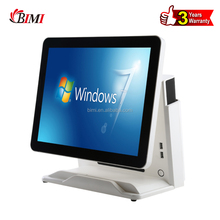 15.6inch flat touch screen monitor pos <strong>system</strong> at factory price for supermarket