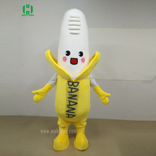 funny food Fruit banana mascot costumes for sale