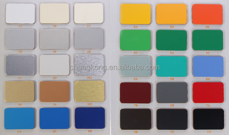 High Quality Colorful Alucobond/Aluminum Composite Panel(ACP)/Alucobond Plate