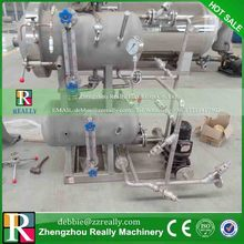 full automatic double chamber water immersion retort autoclave
