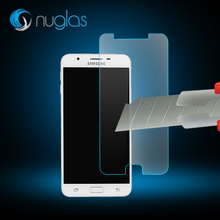 Mobile Phone Accessories Factory in China Nuglas Premium Tempered Glass Screen Protector for Samsung Galaxy J7 Prime