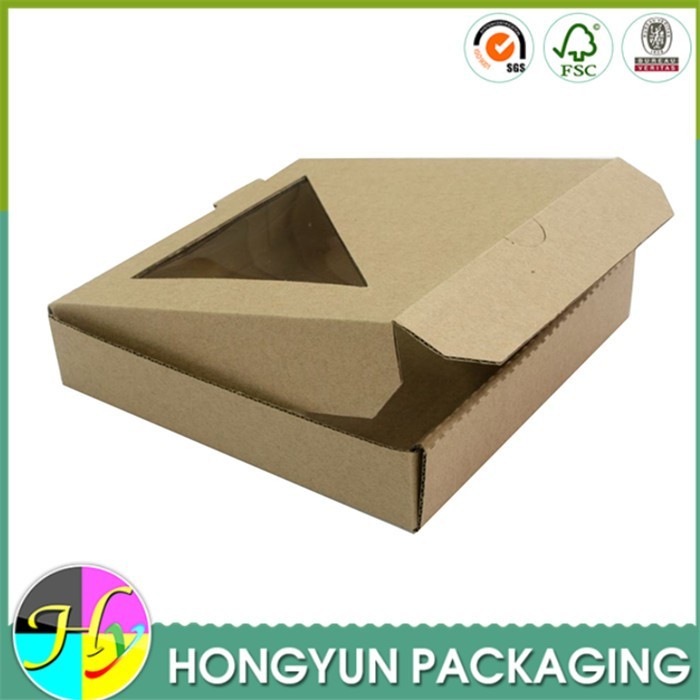 pvc window custom printed pizza boxes for sale buy