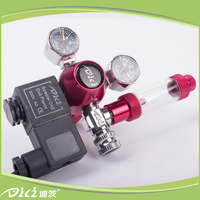 New Style Factory Directly Provide CO2 Electromagnetic Regulator For Planted Aquarium