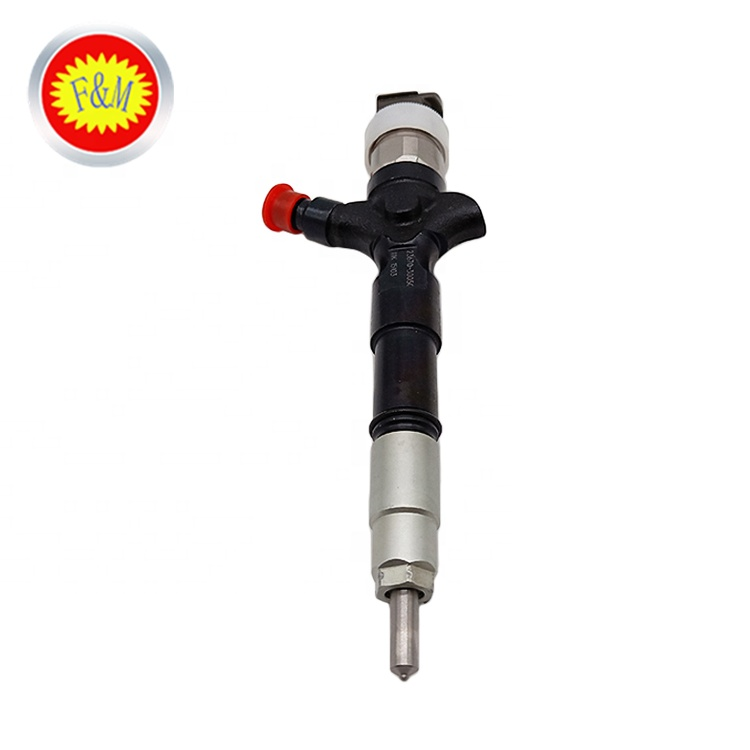High Quality Popular Parts Original <strong>Injector</strong> OEM 095000-5881 23670-30050 Genuine Made In Japan Auto Parts