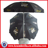 2m advertising promotional beach umbrella for energy drink