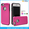 Best Selling Product Dual Layer Hybrid Shockproof Slim Armor Case For Apple iPhone SE 5 5s Cheap Price