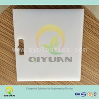 flexible cutting board/ hard plastic sheet for antibacterial cutting board