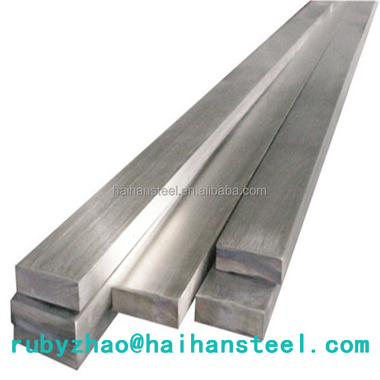 GB/JIS/ASTM s235jr Stainless Steel Falt Bar