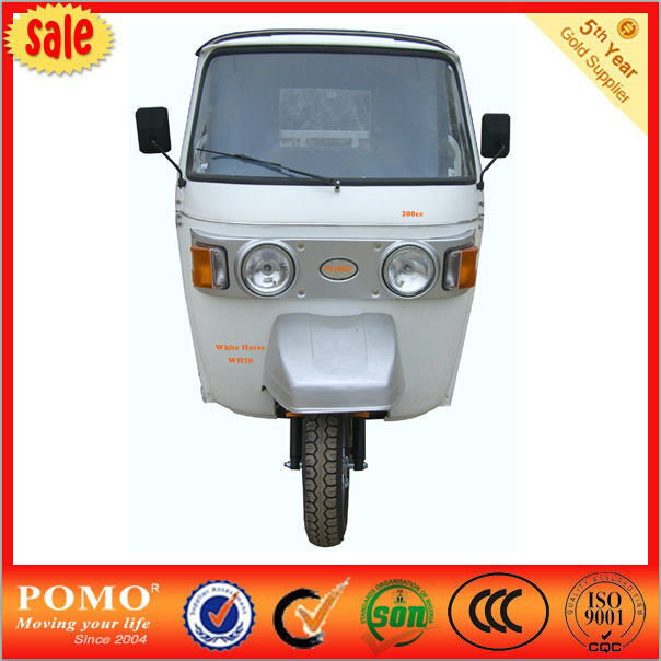2014 made in China White Horse WH20 Water Cool oversized tricycles