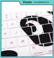 cute cover case for macbook series keyboard