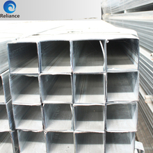 PVC plastic package carbon square steel pipe erw steel pipe