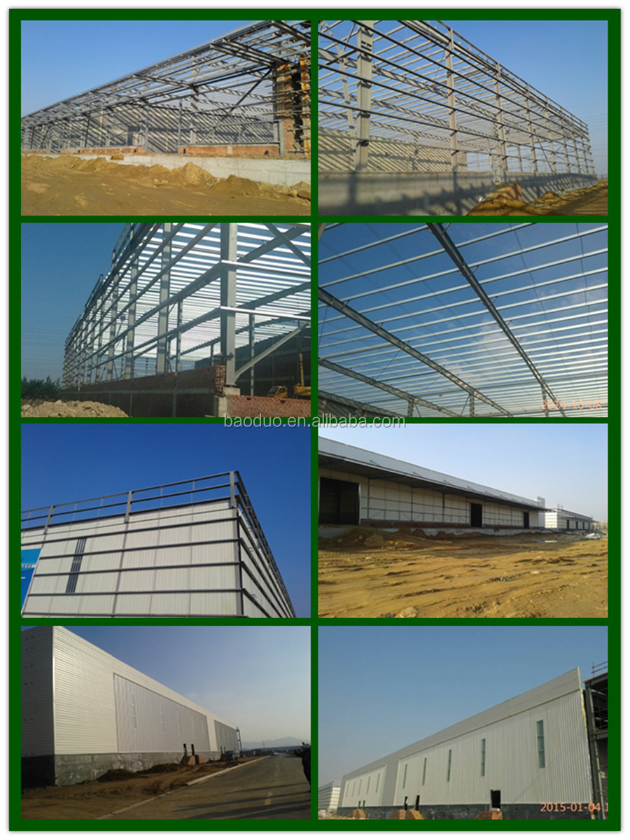 BV proved steel construction turkey company