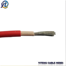 Excellent resistance to abrasion solar dc cable,solar panel cable,pv1f solar cable