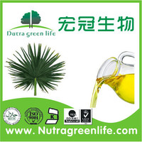 100% Natural Plant Extract Saw Palmetto Oil