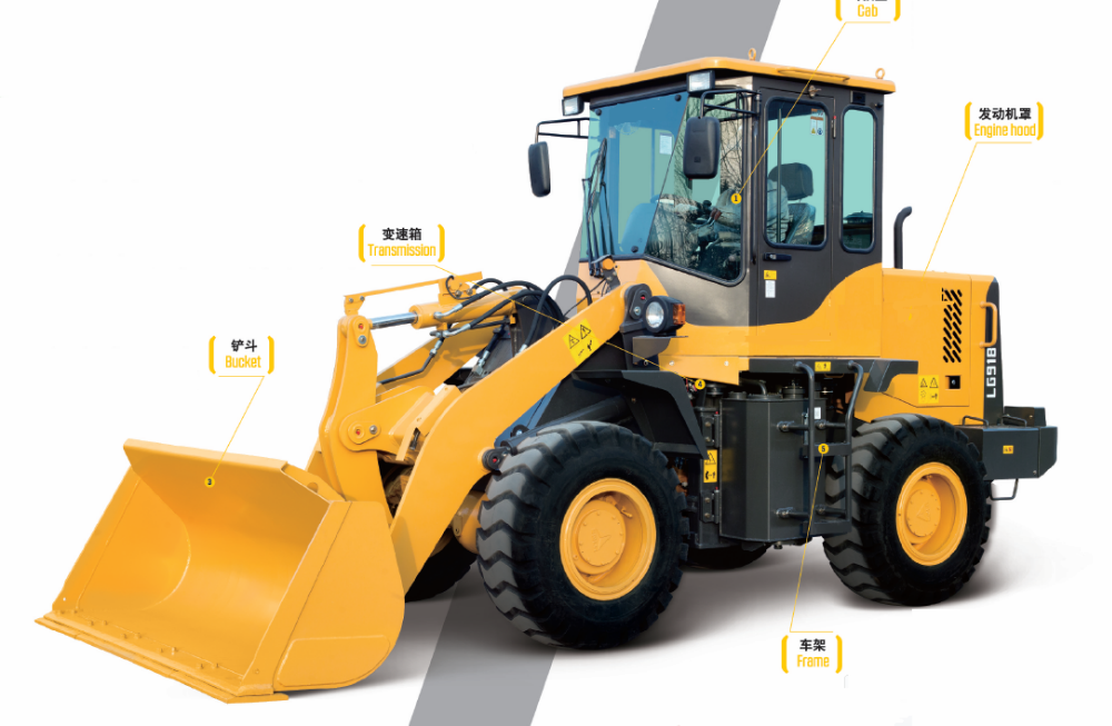 New LG918 wheel loader for sale
