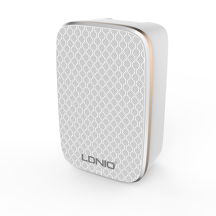 LDNIO 2 port usb 2.4a home wall charger Model: A2204