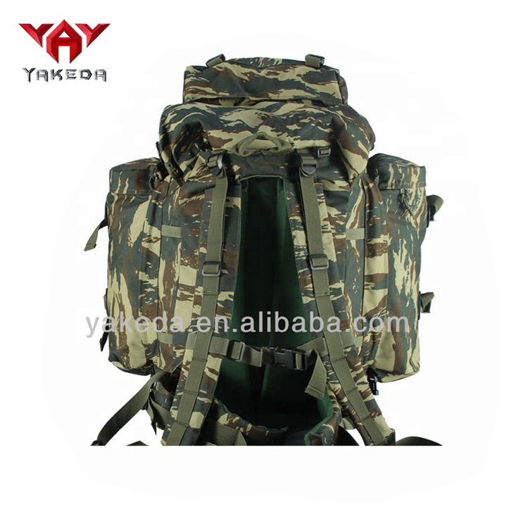 YAKEDA travel camping military waterproof tactical backpack
