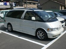 Used car Toyota Estima 1997