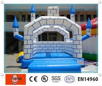 Playground Commercial Inflatable Bouncers for kids,jumping bouncer caslte with 0.55mm PVC tarpaulin