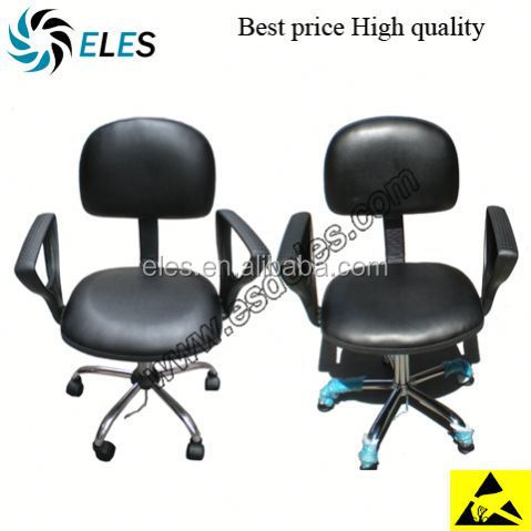 Modern ESD Lab Chair / High Quality Lab Chairs / Adjustable Laboratory Chair