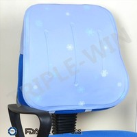Sofa and Car Seat Size Cooling Gel Cushion with Macromolecule Gel