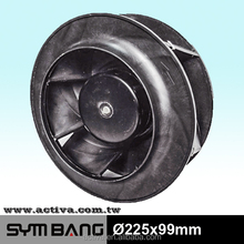 24V 48V electric industrial centrifugal blower fan Exhaust Fans (DCF22599-LD)