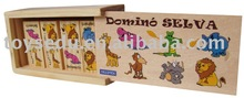 domino wooden toys