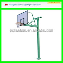 basketball stand comply with international standard