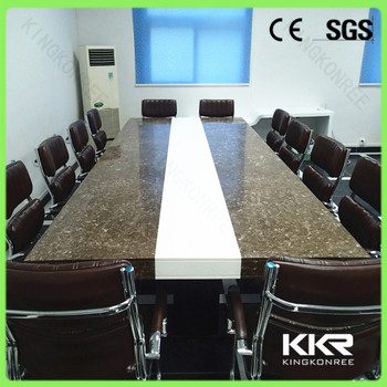 Meeting room marble dining table 10 seater buy marble for 10 seater marble dining table