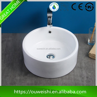 Sanitary ware factory ceramic bathroom mini bathroom vessel sink