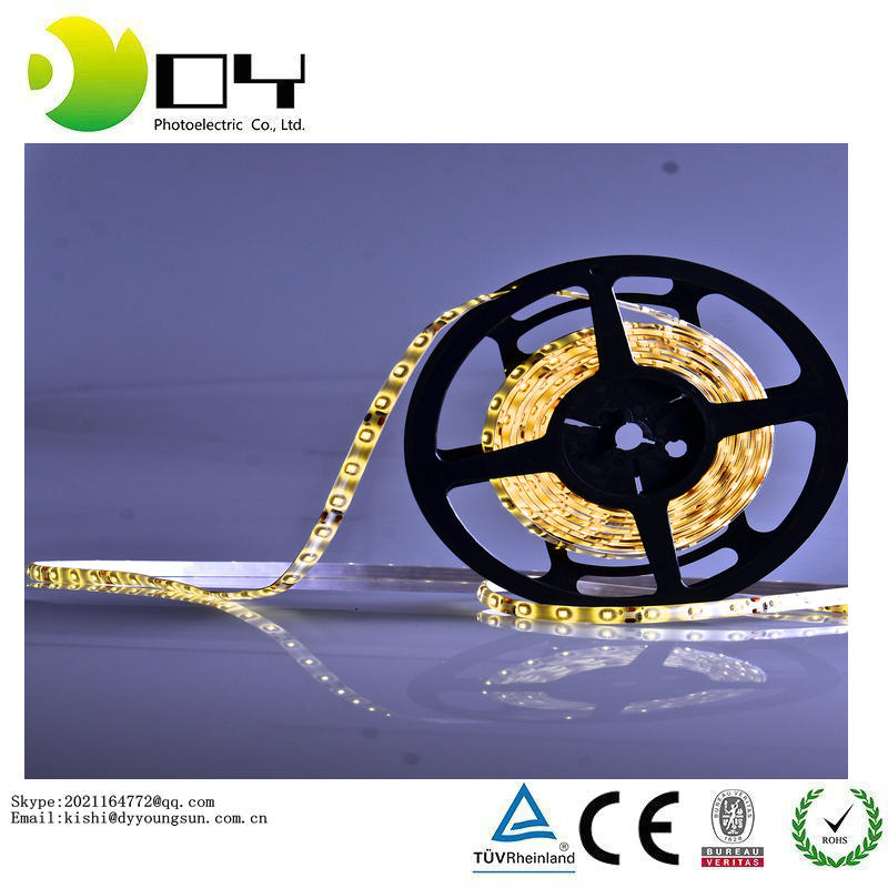 2016 Digital Addressable Full Color RGB Color Changing Led Strip DC 12V SMD 5050 WS2811 60 Leds / M led light bar