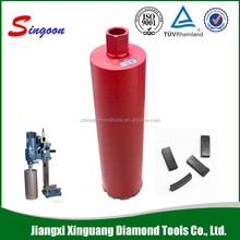 China leading supplier wood core drill bits for drill concrete