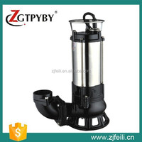 best submersible pumps brands EP sewage pump low noise water pump