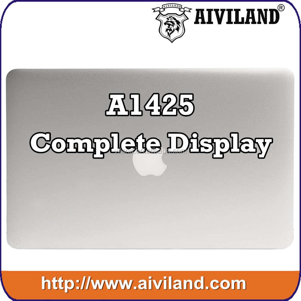 "New Genuine Full LCD Display Screen Assembly Upper Replacement Parts For Apple MacBook Pro Retina 13.3"" A1425 Mid 2012"
