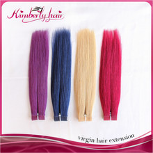2016 Best selling clip in hair extensions wholesale no shedding remy human hair full cuticle youtube sex clip in hair