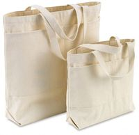 Custom Logo Printing Trendy Cheap Cute Organic Cotton Bag