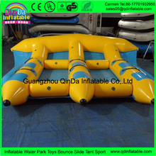 Guangzhou Supplier Offer Cheap Inflatable Flying Raft For Water Game