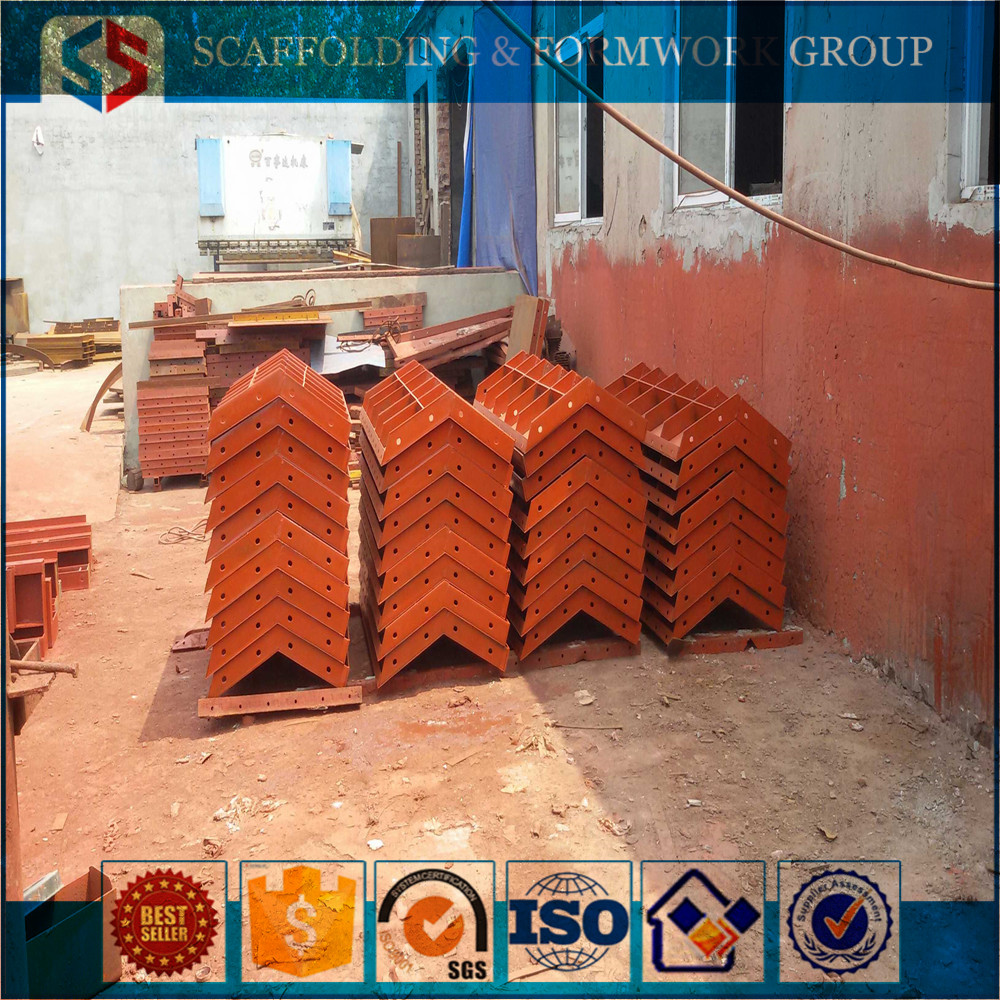 Tianjin Shisheng Group Good Quality Construction Scaffolding Steel Shuttering Plate/Formwork For Promotion