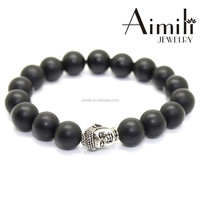 BD01 2015 Hot Fashion Newest Buddha Bracelet For Men & Women