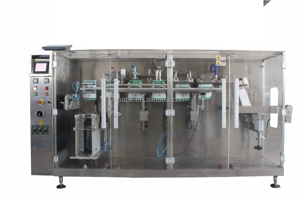 Pre-made Pouch Cooking Oil Packing Machine
