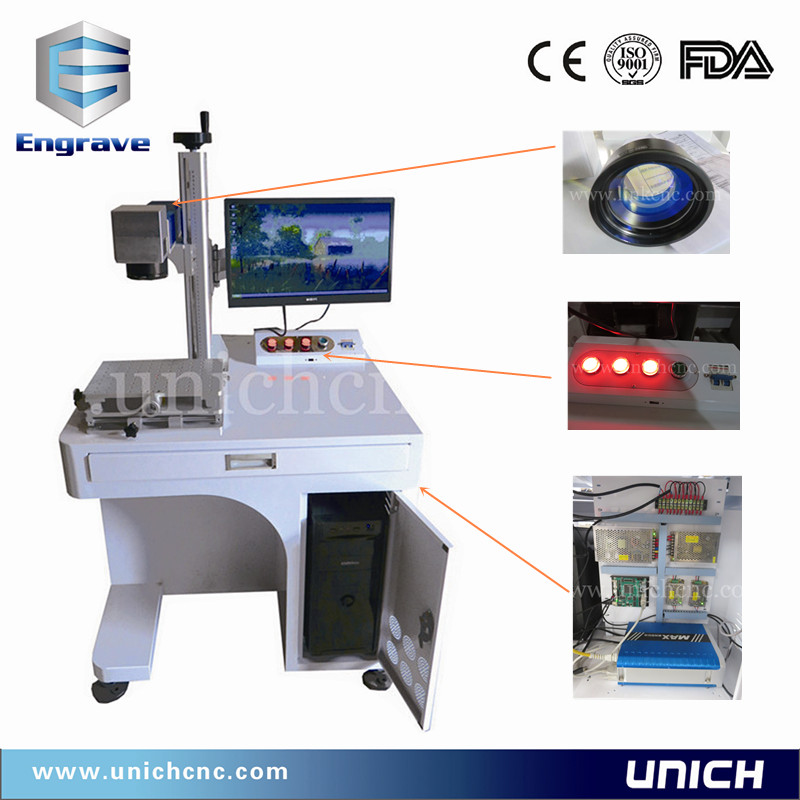 Agent wanted CE certificate fiber laser/animal ear tag laser marking machine