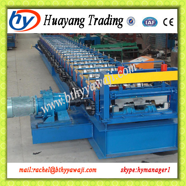 high quality floor deck panel roll forming machine