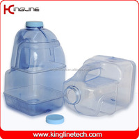 High quality tritan 1 Gallon milk plastic jug with handle (KL-8001)