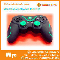 China Wholesale OEM Fashion Design Wireless Game Controller Joystick For PlayStation For PS3 video game controllers accessories