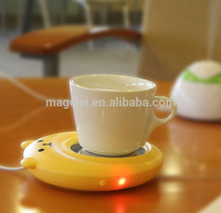 OEM mini Multi-function usb cup warmer for office/school/house