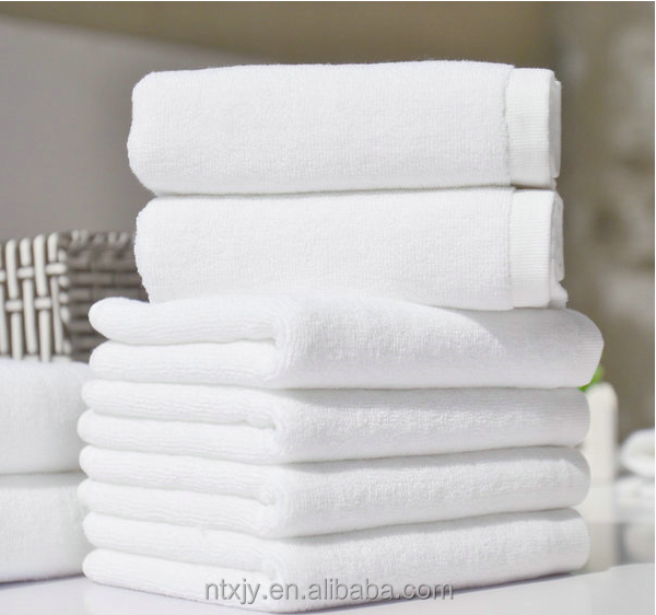Hotel towels with private label